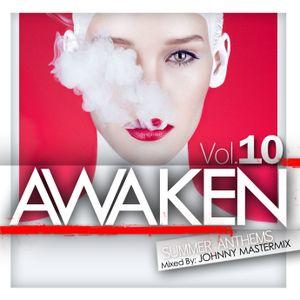 JOHNNY MASTERMIX - AWAKEN Vol.10