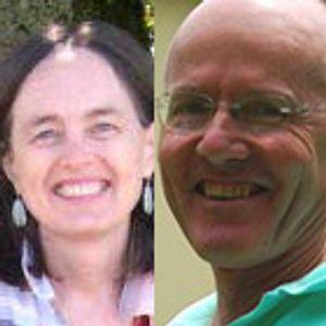 March 2010: June Konopka and Steve Boggs