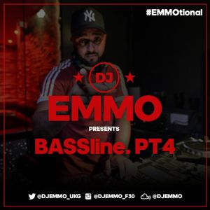 Dj Emmo Presents BASSline Pt4