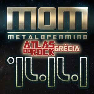 MOM#144 Atlas do Rock - Especial Grécia