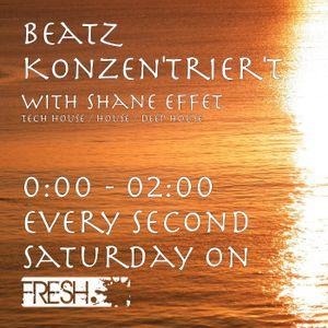 Turntable Reloaded - The FRESH ClubNight - Session 121 vom 3.11.12 Beatz Konzen'Trier't