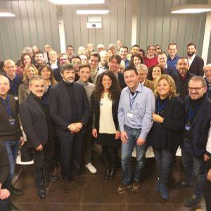 Giulia Pastorella a Prato per lanciare il partito Azione