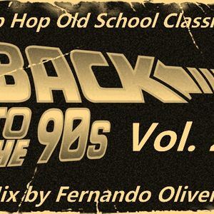 Mixtape Back to 90 Years Vol.2 mix by Fernando Oliveira for Projeto Radiola