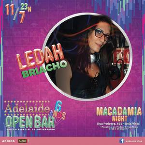 Adelaide 6 Anos - DJ Ledah Briacho #Mixtape