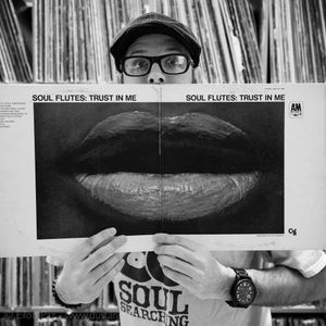 Get That Itch: DJ Prestige/ Flea Market Funk for Dust & Grooves