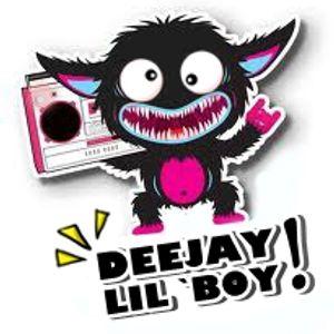 Deejay Lil`Boy & Mc Monkey`Boy 2010.09.08 @ XradioMix @ Live