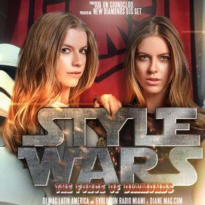 Style Wars - Diamond DJs