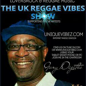 Gary Digitec UK Reggae Vibes Show 27.12.2016