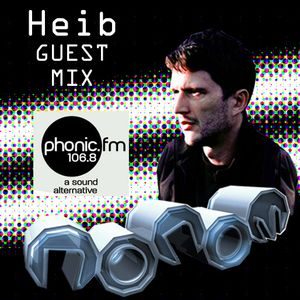 NONOM on Phonic FM feat. Heib guest mix