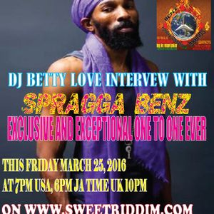 SPRANGGA BENZ ON THE IEE PROGRAM BETTY LUV AND SYMPHONIC PYE SRR
