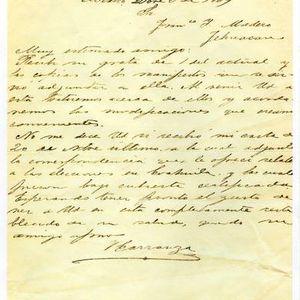 Las Cartas de Madero
