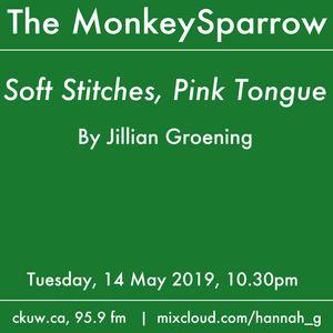 Jillian Groening - Soft Stitches, Pink Tongue