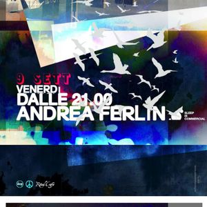 Andrea Ferlin at Ritual Ambient & Chillout Session 09-09-011