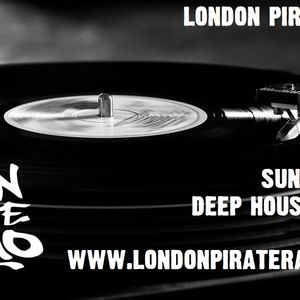 Mattie G - London Pirate Radio - Sunday Night House Session Deep n Funky