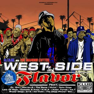West Side Flavor Mixtape by Dj Djel