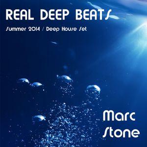 Marc Stone - Real Deep Beats (Deep House Set 2014)