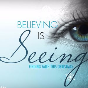 December 18, 2016 :: Believing is Seeing - A Lopsided Gift Exchange (Brad Bellomy)