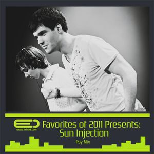 ExtraDJ Favorites 2011 Presents: Sun Injection