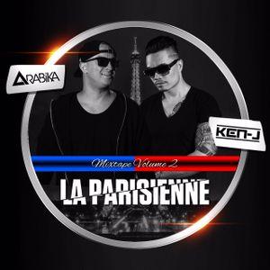 LA PARISIENNE VOL.2 MIXED BY ARABIKA AND KEN-J