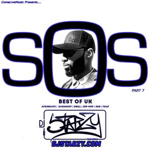 Sounds of Starzy 2018 part 7 mixed by @djstarzy #SoundsOfStarzy #SOS18 #ComeLiveMusic #ComeLive