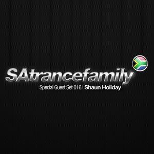 SAtrancefamily Special Guest Set - Shaun Holiday