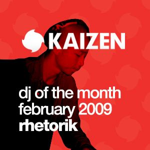 DJ of the Month February 2009 - Rhetorik