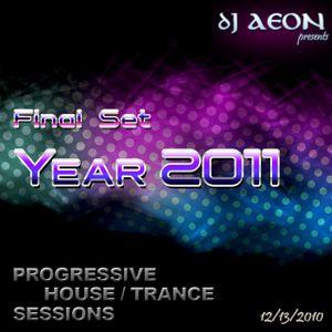 December Progressive House/Trance Sessions - Final Set