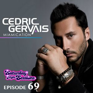 Cedric Gervais - Miamication July 2012 / Episode 69
