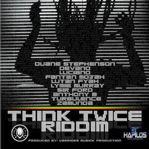 Think Twice Riddim (Warriors Musick Production)