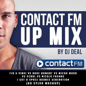 Dj Deal supports Da Sylva mashup ''i got u space bounce generation'' on Contact Fm