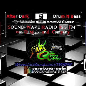 A.D. d'N'b Mad Growling SCi3NTiST and Guest Mix By The Green Gattler Vol.77
