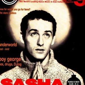Sasha -  Glade Stage - Glastonbury Festival - 25.06.2010