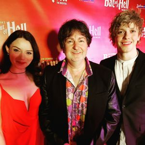 Bat out of Hell star Andrew Polec in conversation with James Watt
