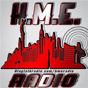 H.M.E Radio Late Night Season  8 ep 4  All music with Pyro!!