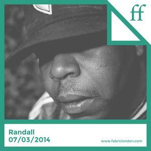 Fabric Live - Randall @ Ramjam Feat: McMoose 07/03/2014