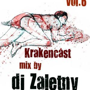 Krakencast vol.6 mix by dj Zaletny