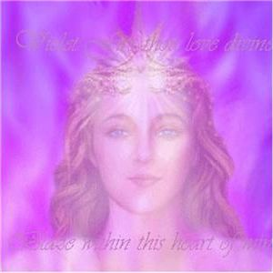 Join Us in a Violet Flame Singing Mantra