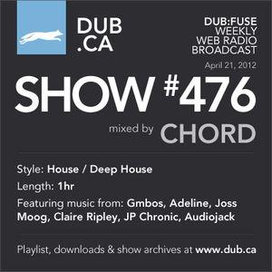 DUB:fuse Show #476 (April 21, 2012)