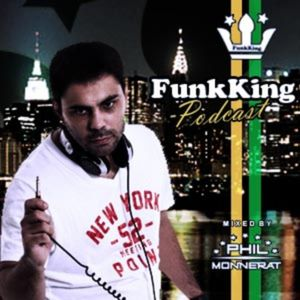 Funk King Podcast - Episode 3 - August 2012