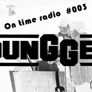 On time radio #003