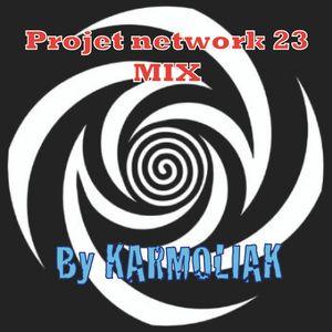 Projet Network 23 MIX By KARMOLIAK