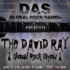 The David Ray Global Rock Show - Tony West (Blacklist Union) & Scotty (The Secret VI)