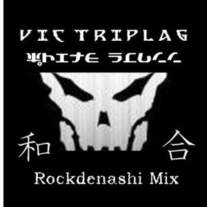 Vic Triplag - White Scull
