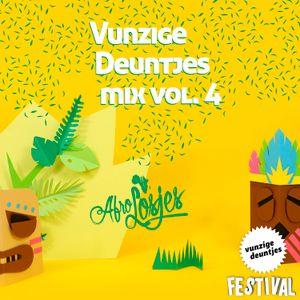 Vunzige Deuntjes mix vol. 4: Mixed by AfroLosjes