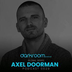 DARK ROOM Podcast Global Series 0029: Axel Doorman (Netherlands)