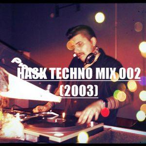 HASK - TECHNO MIX 002 (2003)