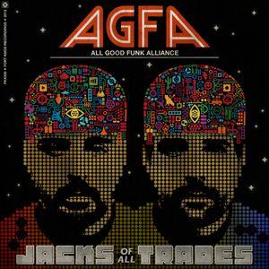 Fellow of Neringa: All Good Funk Alliance 2016.03.24