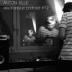 electronique podcast #12  (2012)