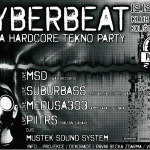 THCREW-Live at Cyberbeat LINE 12-12-2008