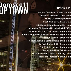 Domscott - GOING UPTOWN - Late Night House sessions